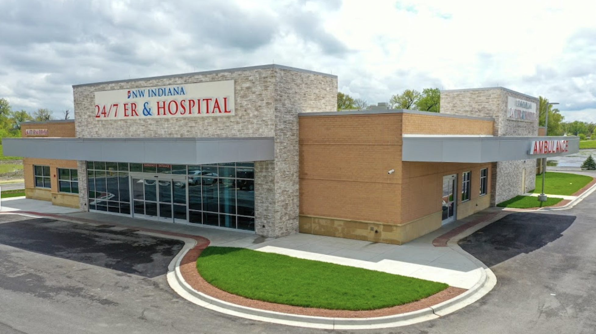 Urgent care facility in Highland, Indiana